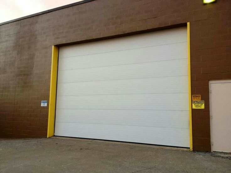 20 x 14 cintas commercial garage door pinterest for 14 x 8 garage door