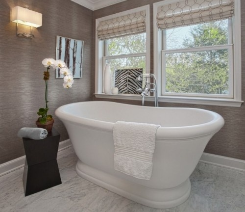 Bathroom Designs With Freestanding Tubs Enchanting Decorating Design