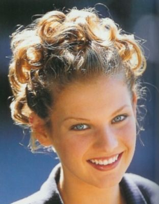 90s Hair Style 50s 60s 70s 80s And 90s Hairstyles Pinterest
