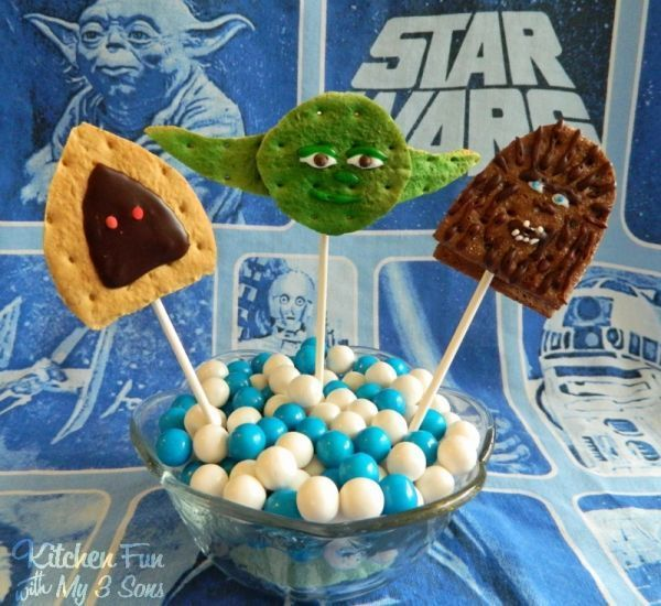 Star Wars S'Mores | Cool Gear | Pinterest
