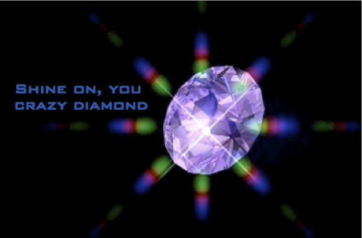 you are like a diamond