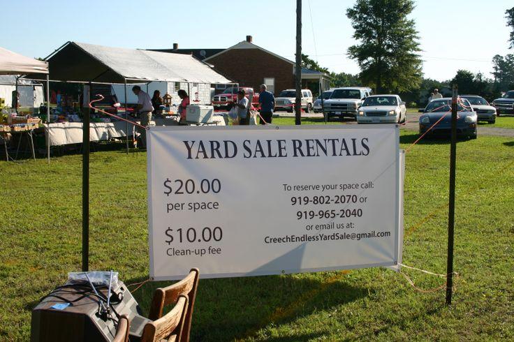 100 mile yard sale memorial day weekend