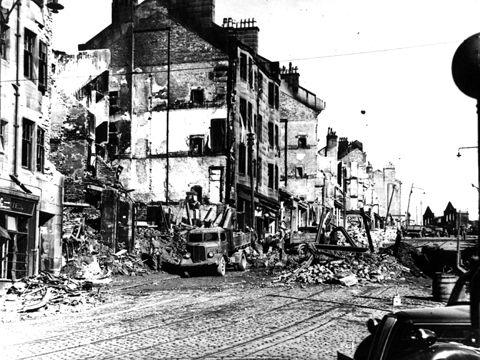Clydebank Blitz 1941 Old Days Incl My Ww 2 Pinterest