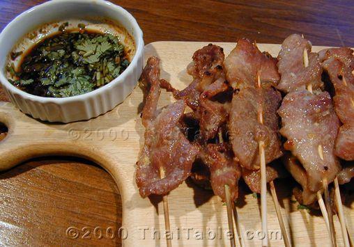 Grilled Pork Recipe