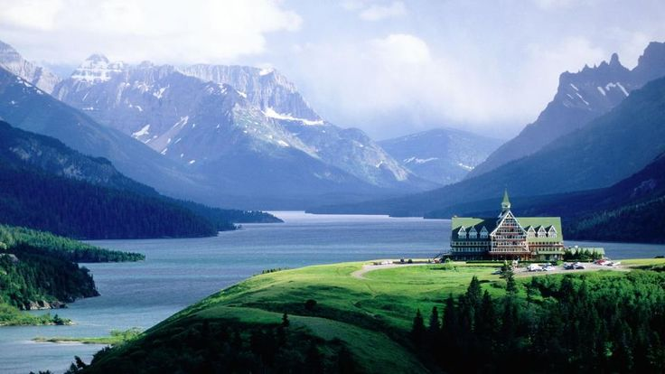Prince Of Wales Hotel Canada Travel Canada Pinterest