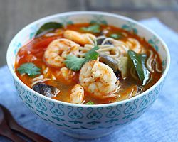 15-Minute Tom Yum Noodle Soup. Looking forward to checking out these ...