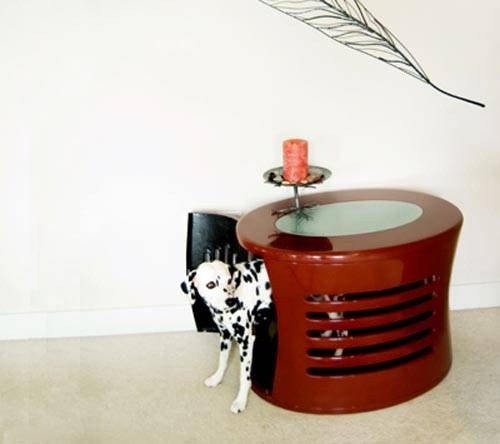End Table Dog Crate Fantastic Furniture Pinterest