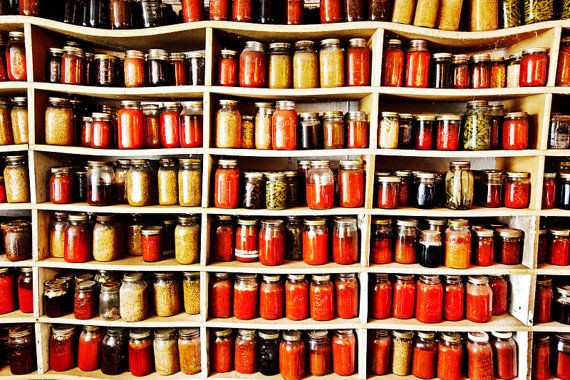 The Pantry: Store-Bought vs. Homemade. I love this article.