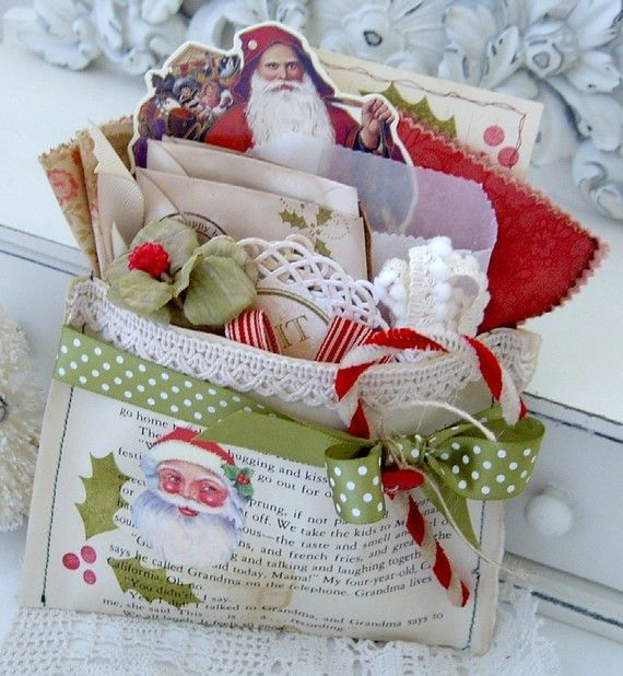 Christmas paper craft kit