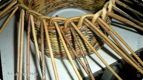 Плетение загибка косичкой