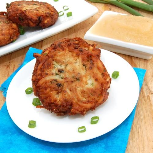 Sweet Pea's Kitchen » Thick and Creamy Potato Latkes