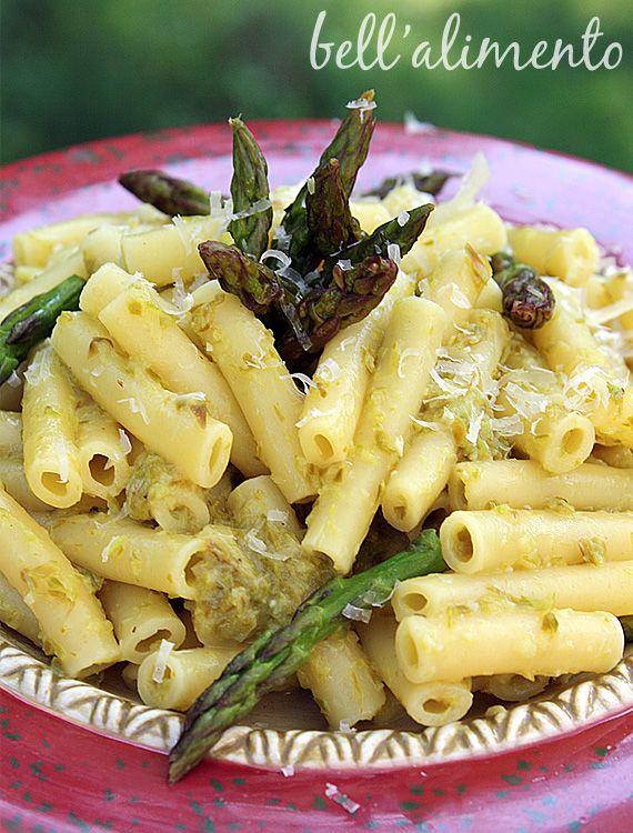 Asparagus pasta | Food - Pasta Fresca | Pinterest