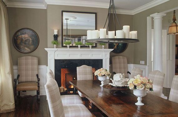Formal casual dining room home decor ideas pinterest for Casual formal dining room