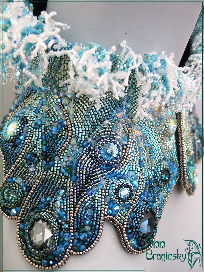 Pin by katerina konstantinou on bead embroidery art