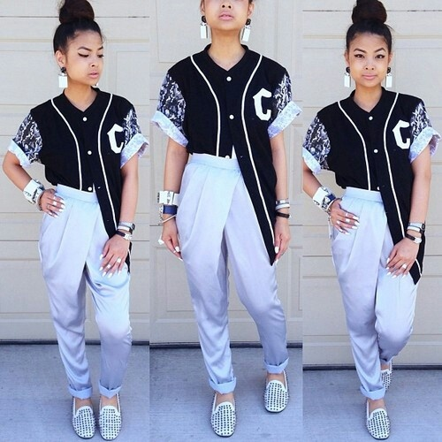 Dope Outfit Wavy Attire Pinterest