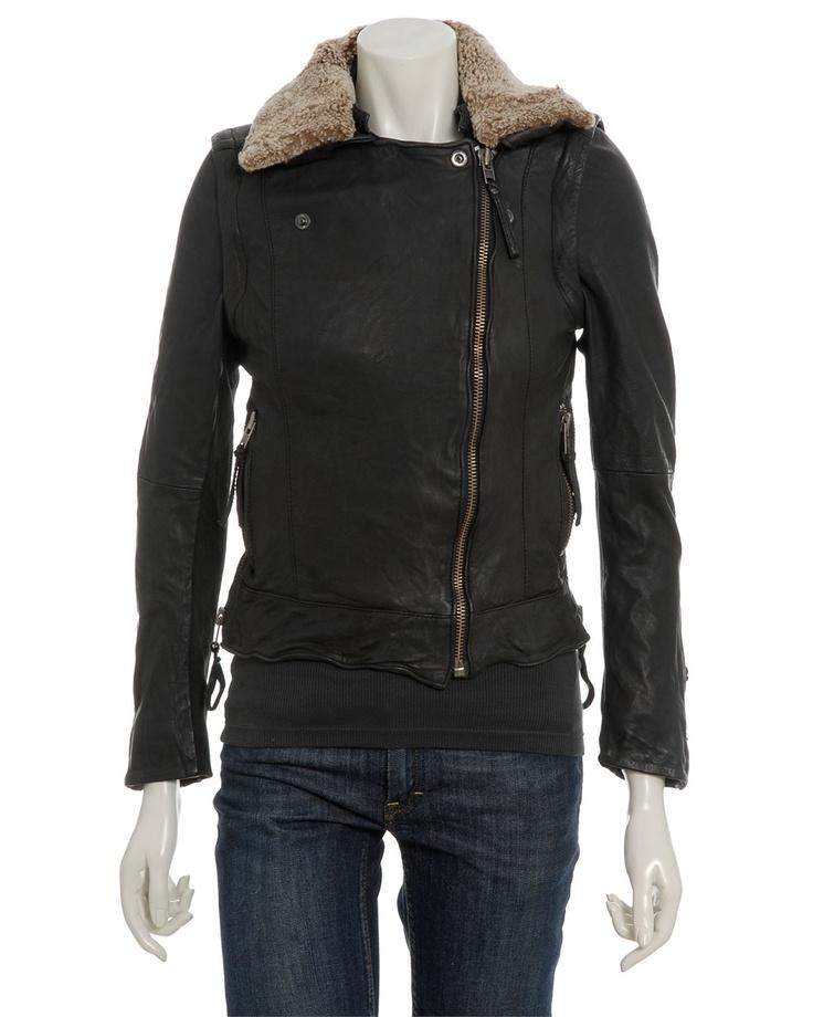 Verypoolish - Muubaa Leatherjacket