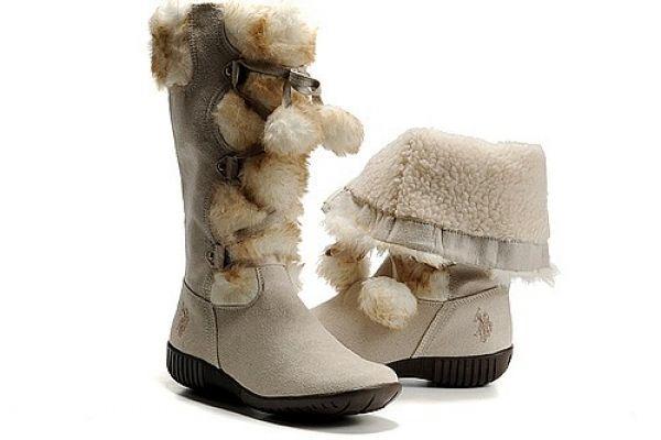 Lastest Womens Polo Ralph Lauren Zabby Black Boots Winter New  EBay