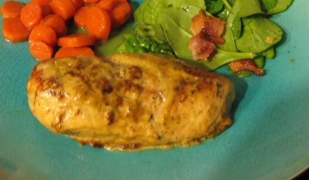 Dijon-Tarragon Cream Chicken Recipe — Dishmaps