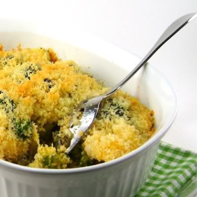 Broccoli and Cauliflower Gratin | Side Dishes | Pinterest