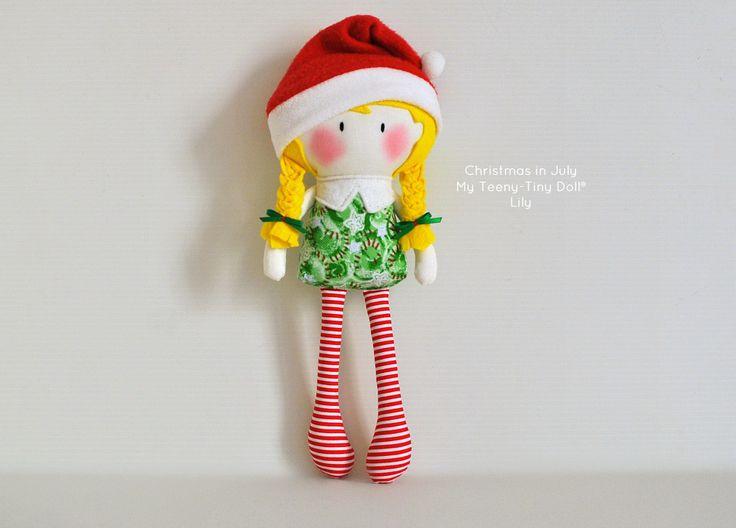 Рождество в июле Мой Тини-Крошечные Кукла ® Избирательные | Приготовление вам некоторые Лапша