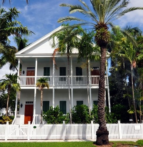 Upscale key west style architecture florida pinterest for Key west architecture style