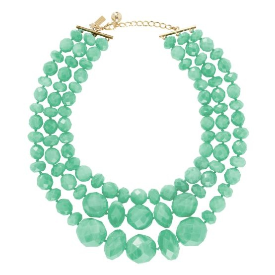 kate spade   give it a swirl statement necklace $148