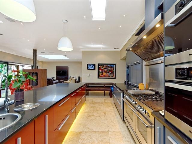 Modern Kitchen In Sandton South Africa Kitchens Pinterest
