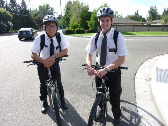 Mormons On Bikes Life On A Bike Pinterest