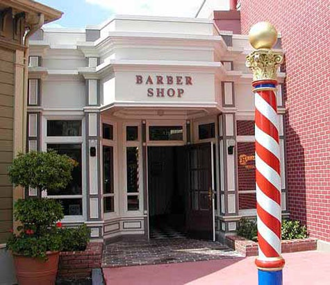 Harmony Barber Shop specializes in first haircuts. I can not think of ...