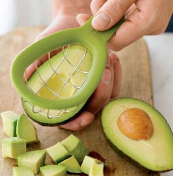 Avocado Cube Maker