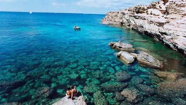 Formentera Island Spain