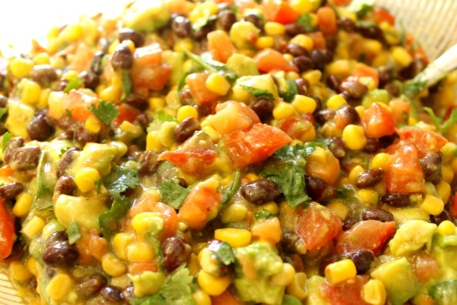 Black Bean and Corn Salsa | Recipe