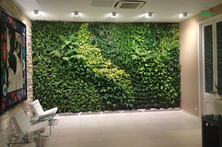 jardines de interior jardines interiores pinterest