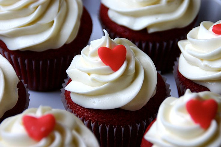 From the Kitchen: My Favorite Red Velvet Cupcakes