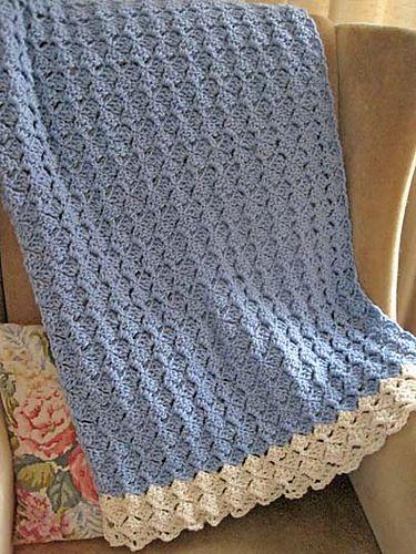Crochet Patterns Prayer Shawls : Ravelry: Cozy Comfort Prayer Shawl pattern by Kathy North