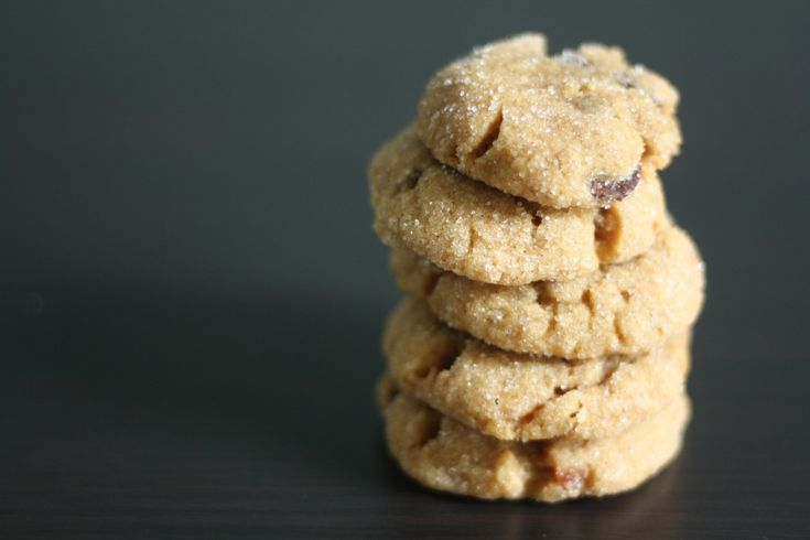 peanut butter bacon cookies. you truly can't understand how good bacon ...