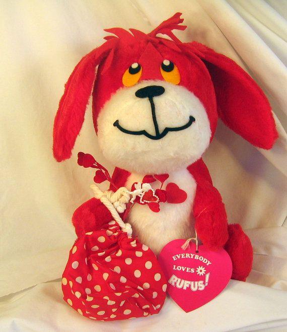 valentine's pillow pet