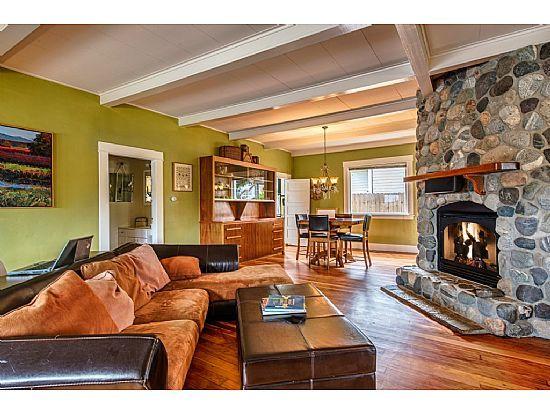 modern rustic living room house pinterest