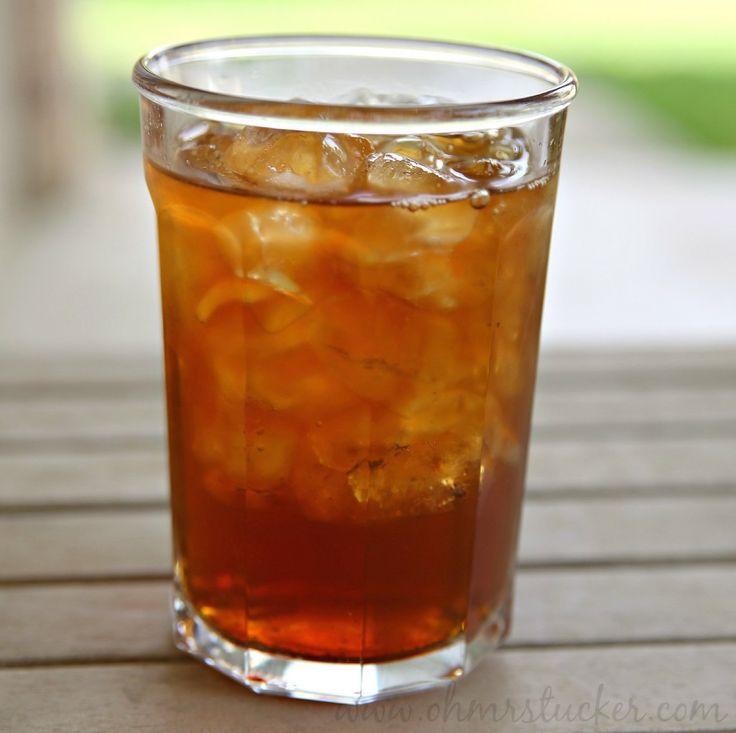 Southern Sweet Tea   Food   Pinterest