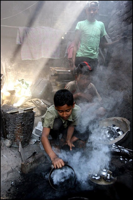 """child labor in bangladesh It is widely acknowledge that the phenomenon of """"child labour"""" is complex, multi- faceted and resistant to simple remedies."""