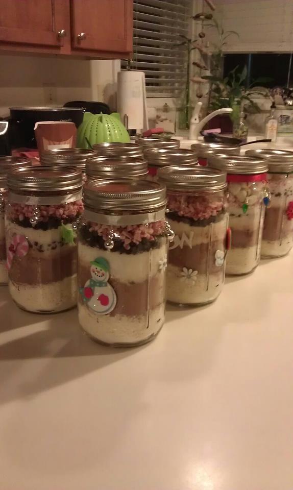 Pinterest for Homemade christmas candy gift ideas