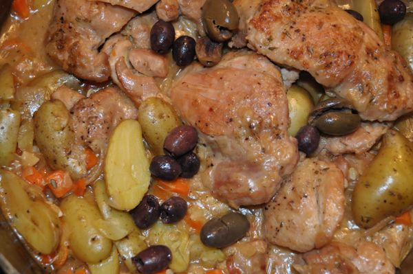 nicoise chicken | Poultry | Pinterest