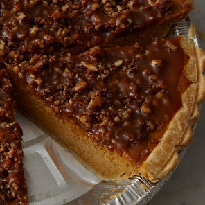 Pumpkin Pecan Praline Pie | Recipes ~ Pies | Pinterest