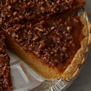 Pumpkin Pecan Praline Pie | Recipes ~ Pies | Pinterest