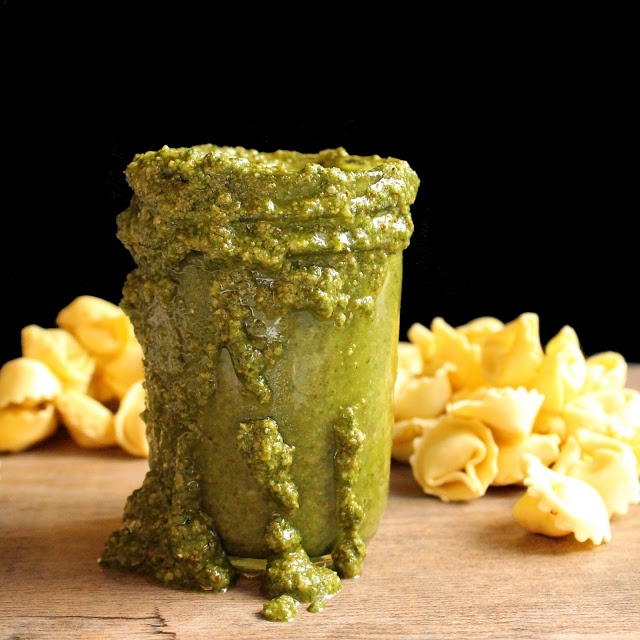 Fresh Basil Pesto | YUMMM!! | Pinterest
