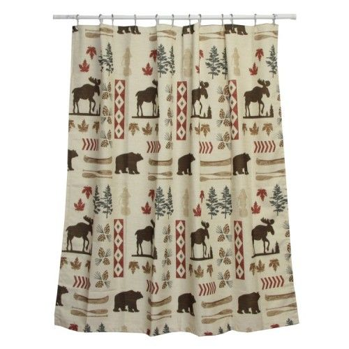 Outdoor Themed Shower Curtains Asian Themed Shower Curtains