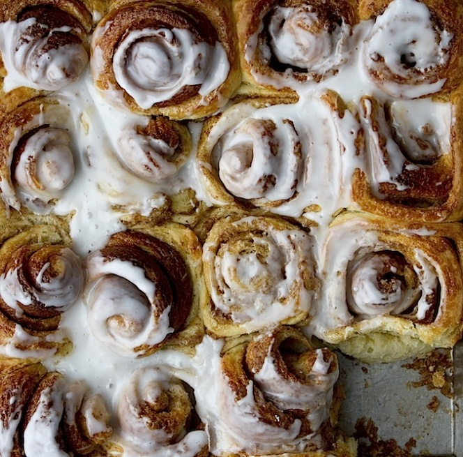 Old Fashioned Cinnamon Rolls | Recipes | Pinterest
