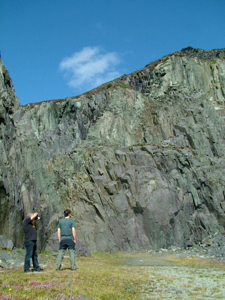 Again it is such a beautiful location, Dinorwig slate quarries, Gwynedd, North Wales.