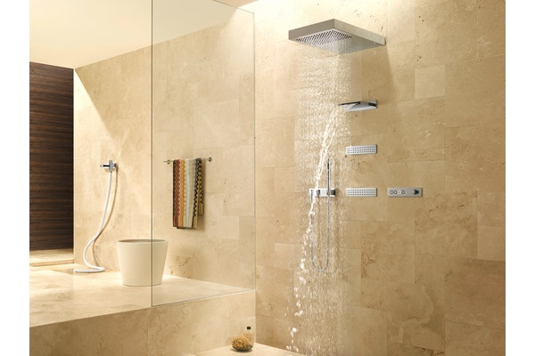 More Open Showers Bathroom Designs Pinterest