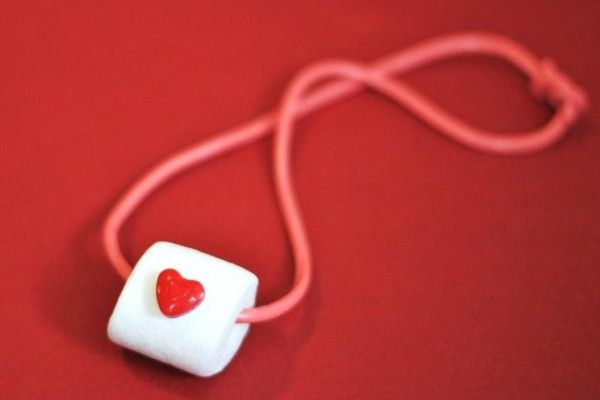 valentine day necklace for her
